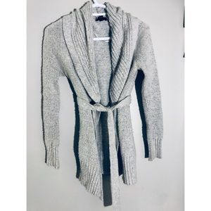 Sweaters - Knit Wrap sweater